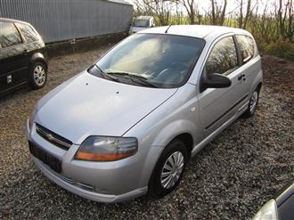 Chevrolet Kalos 1,2 72HK 3d