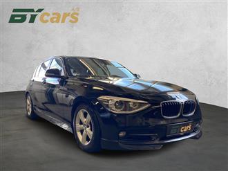 BMW 118d 2,0 D 143HK 5d 6g