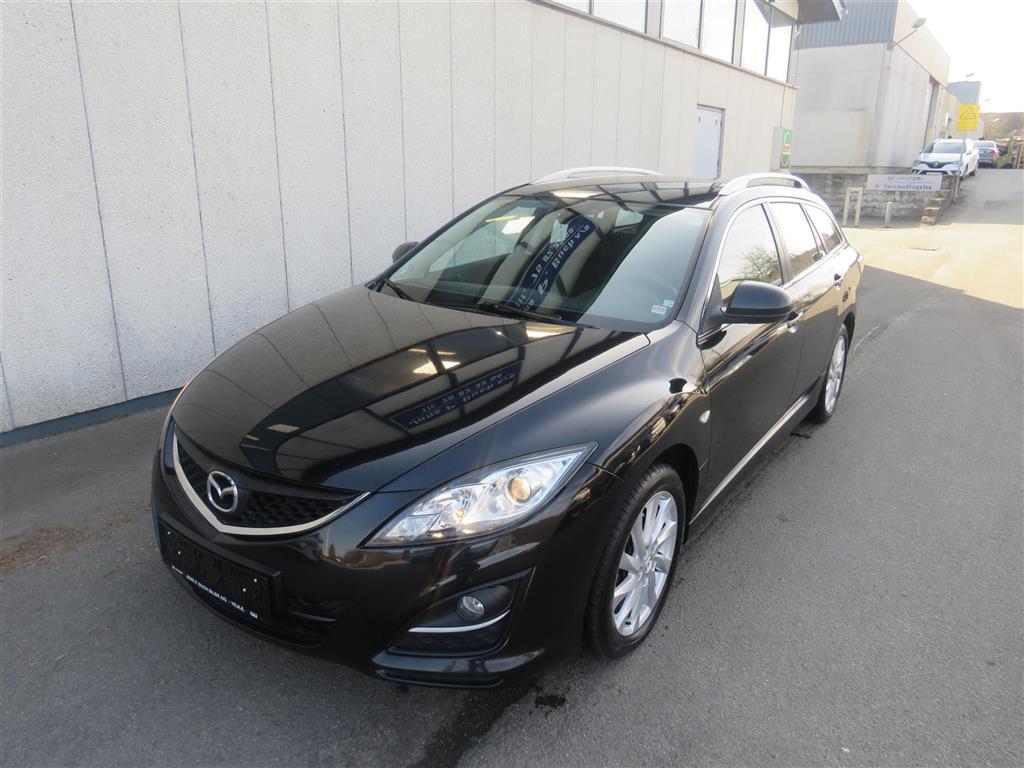 Mazda 6 2,0 Premium 155HK Stc 6g