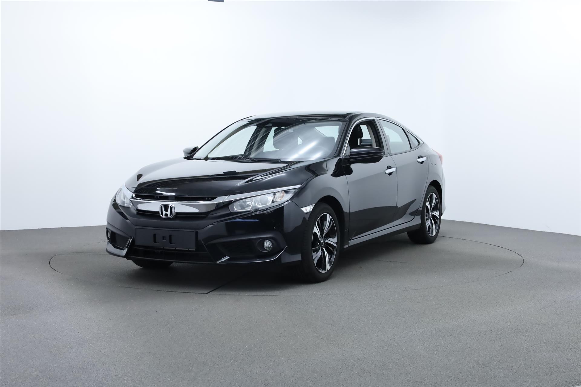 Billede af Honda Civic 1,6 i-DTEC Elegance Navi 120HK 6g