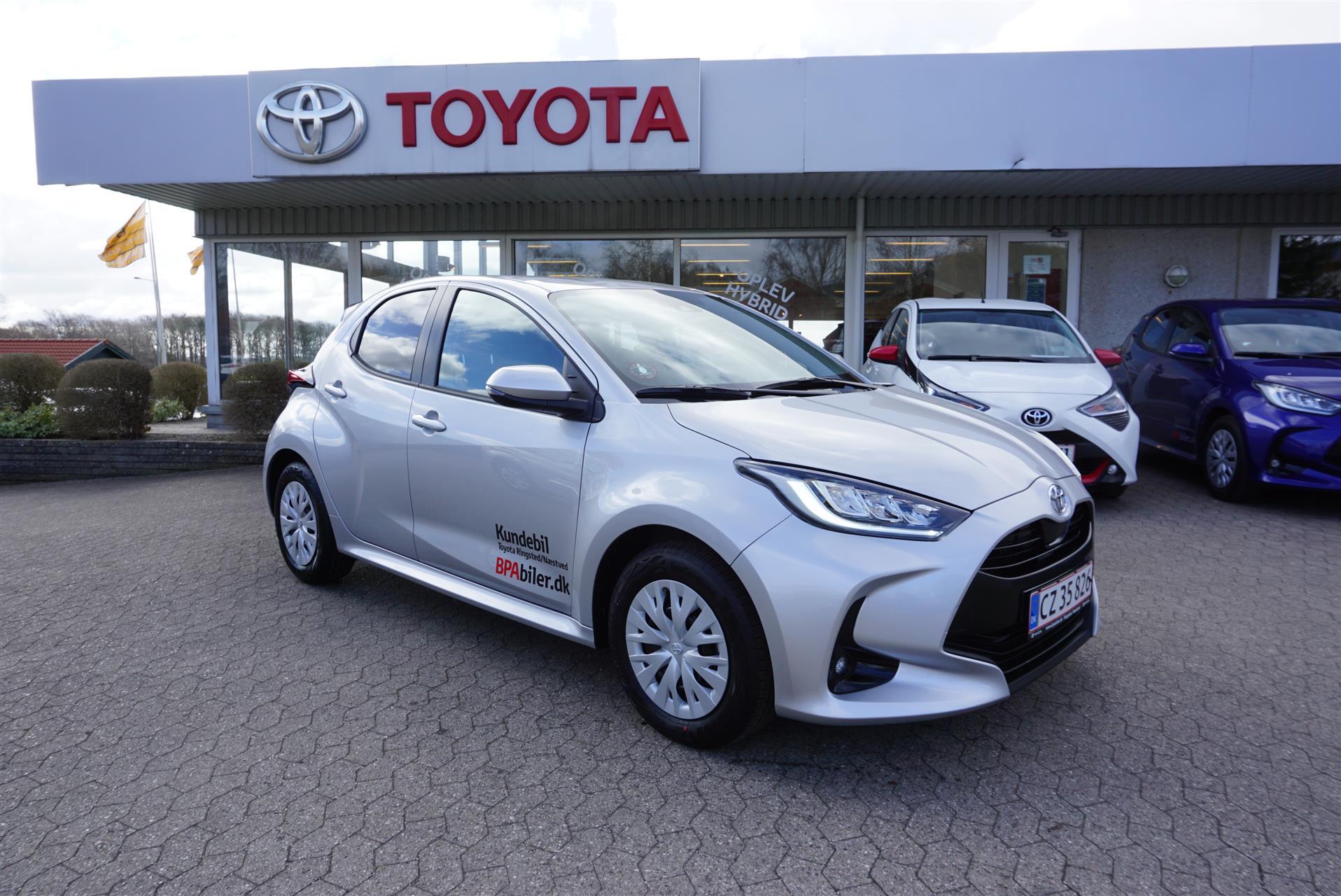 Billede af Toyota Yaris 1,5 VVT-I T3 Vision 125HK 5d 6g