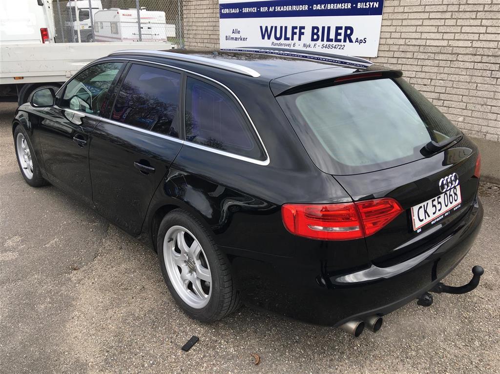 Audi A4 Avant 1,8 TFSI 160HK Stc 6g