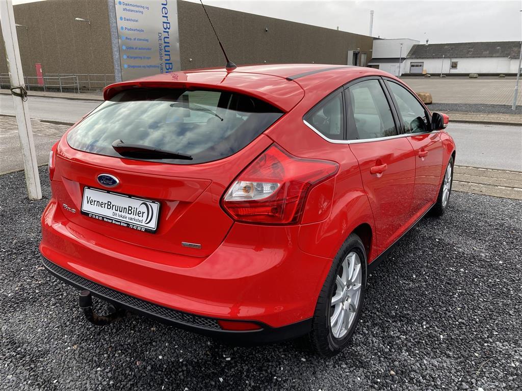 Ford Focus 1,0 EcoBoost Titanium 100HK 5d