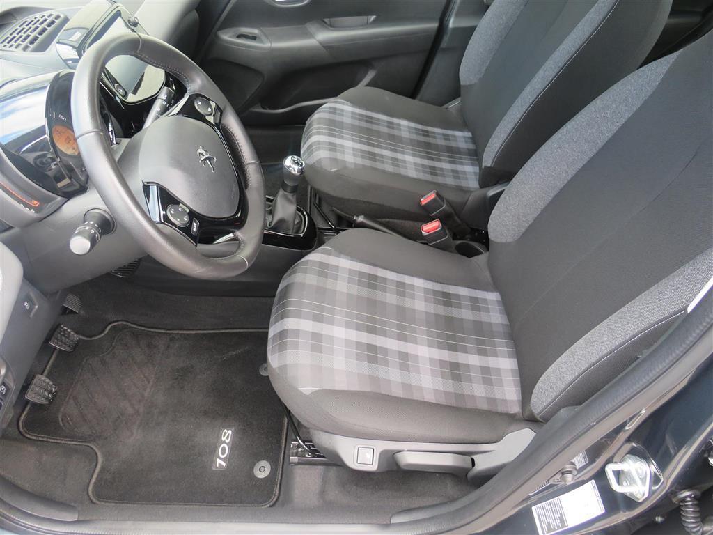 Peugeot 108 1,0 e-Vti Allure+ 72HK 5d