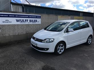 VW Golf Plus 2,0 TDI aut. 140HK