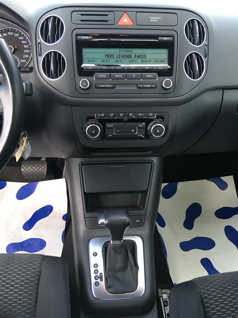 VW Golf Plus 2,0 TDI aut. 140HK