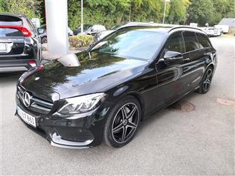 Mercedes-Benz C220 d T 2,1 D AMG NIGHT EDITION 7G-Tronic Plus 170HK Stc