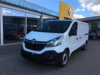 Renault Trafic T29 L2H1 2,0 DCI 145HK Van 6g Aut.