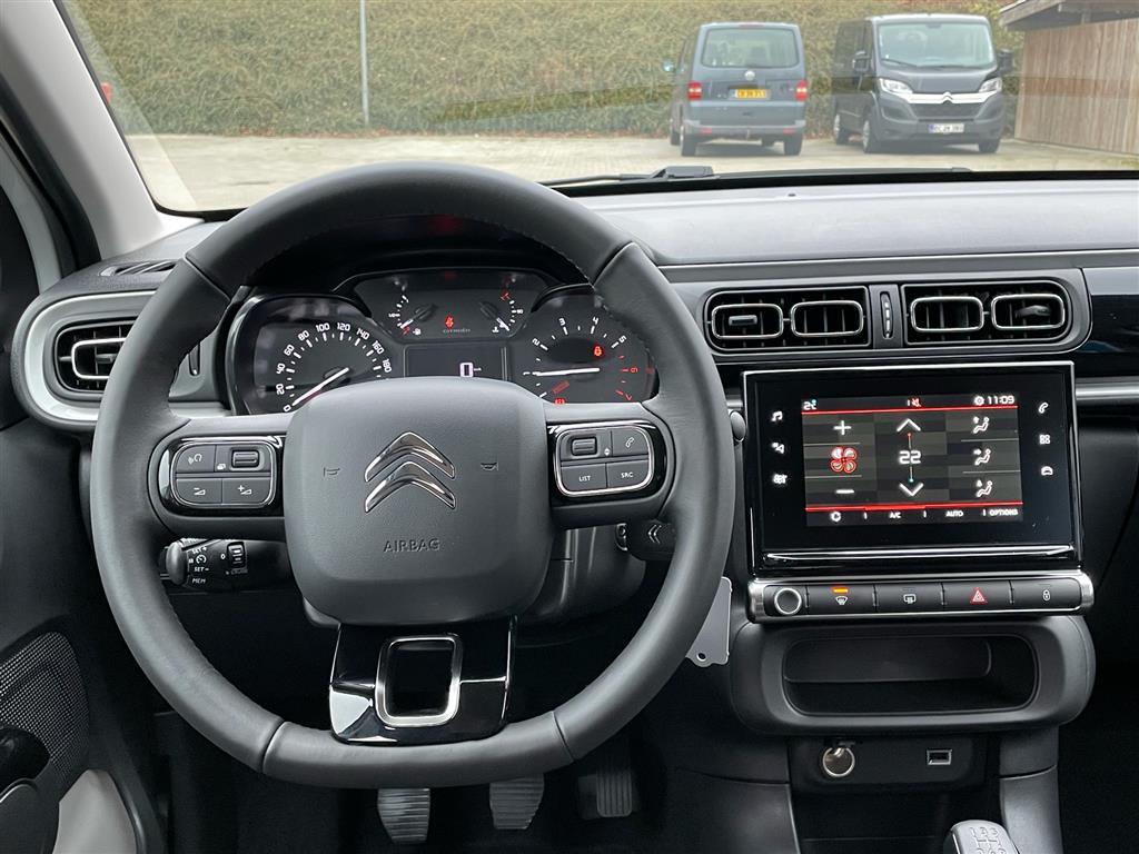 Citroën C3 1,2 PureTech Shine 83HK 5d