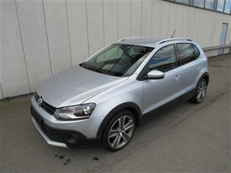 VW Polo Cross 1,6 TDI 90HK 5d
