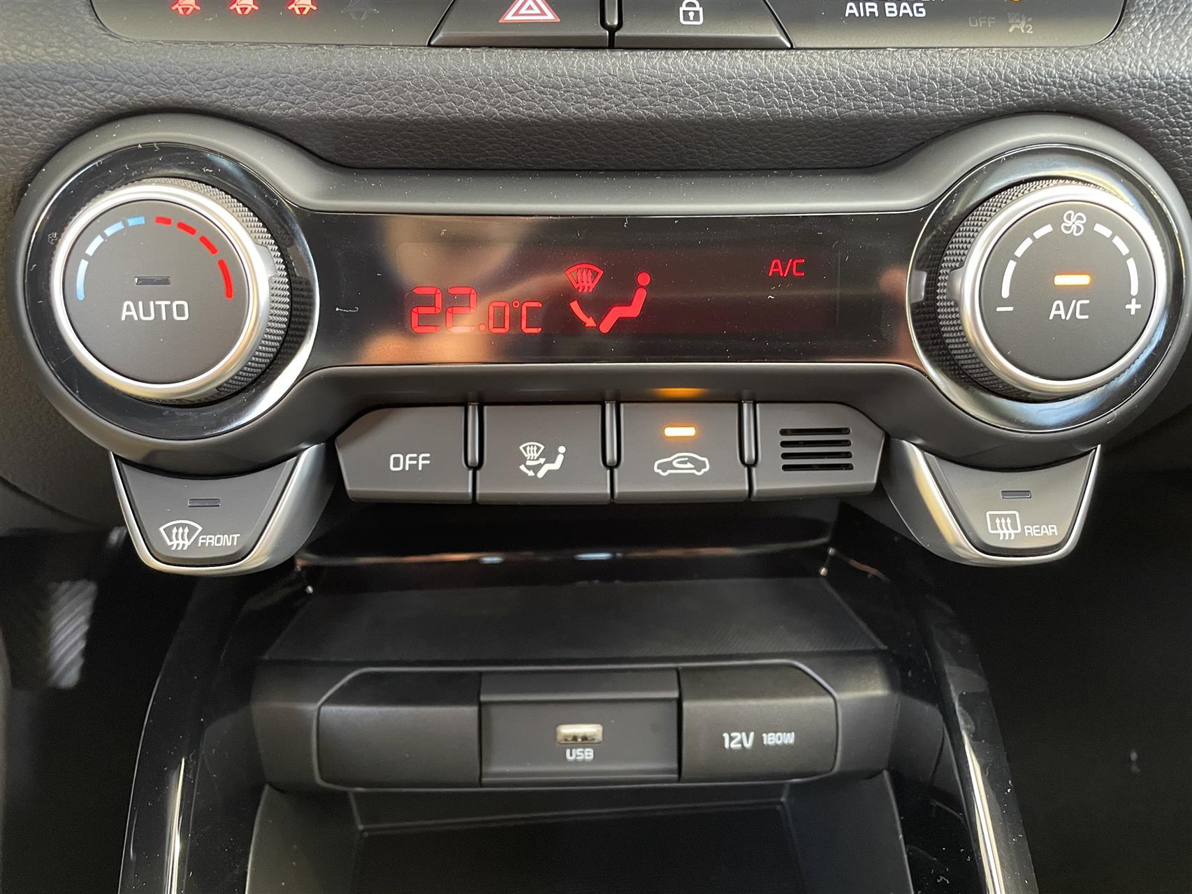 Billede af Kia Stonic 1,0 T-GDI Prestige Upgrade MY21 100HK 5d