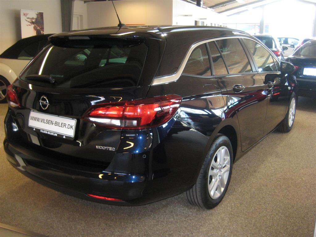 Opel Astra Sports Tourer 1,0 Turbo ECOTEC Excite 105HK Stc