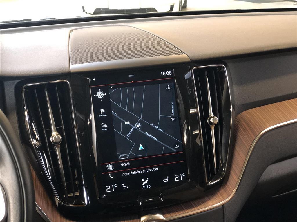 Volvo XC60 2,0 D4 Inscription AWD 190HK 5d 8g Aut.
