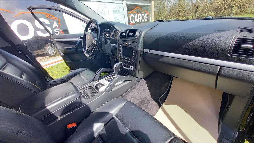 Porsche Cayenne S 4,5 4x4 340HK Van 6g Aut.
