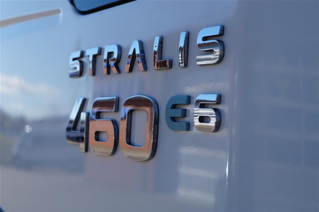 Iveco Stralis 440 11,1L 460HK
