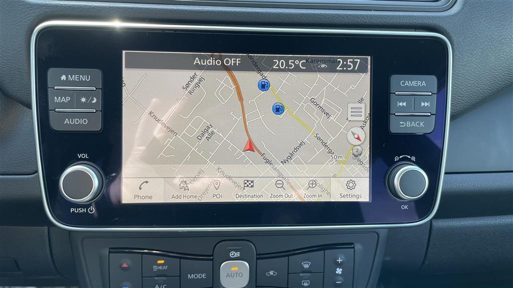 Nissan Leaf EL Acenta 62 kWh 214HK 5d Aut.