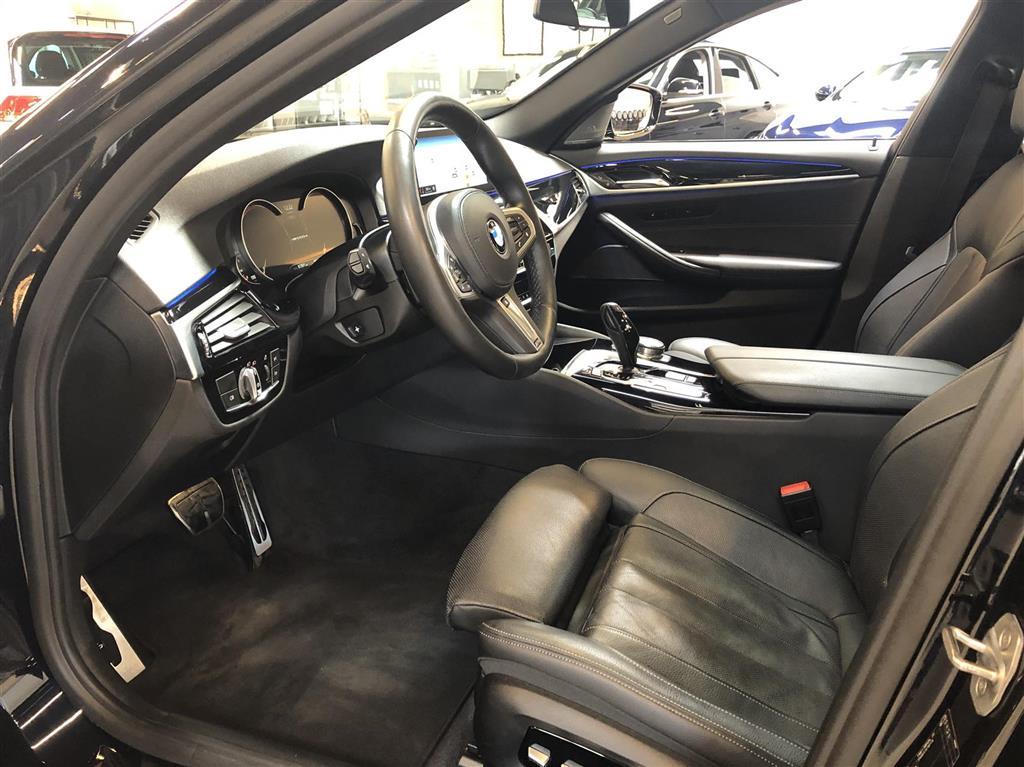 BMW M550d 3,0 D XDrive Steptronic 400HK 8g Aut.