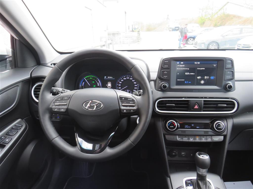 Hyundai Kona 1,6 GDI  Mild hybrid Advanced 1st Edition DCT 141HK 5d 6g Aut.