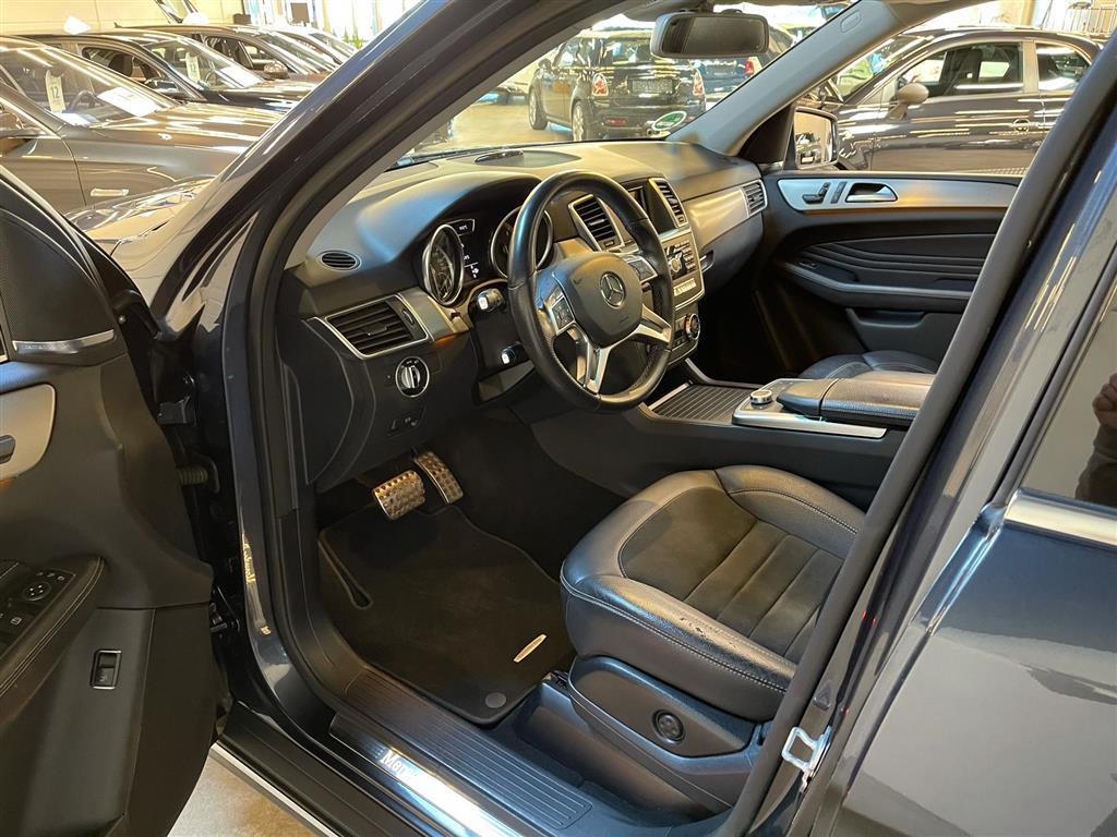 Mercedes-Benz ML350 d 3,0 Bluetec 4-Matic 258HK 5d 7g Aut.