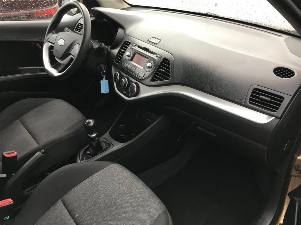 Kia Picanto 1,0 Motion Plus 69HK 5d