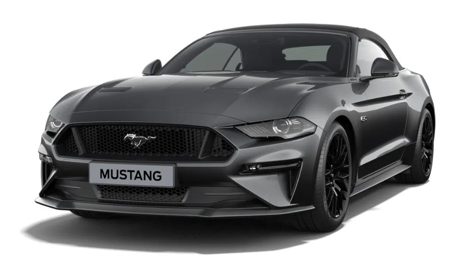 Ford Mustang 5,0 Ti-VCT GT 450HK Cabr. 10g Aut.