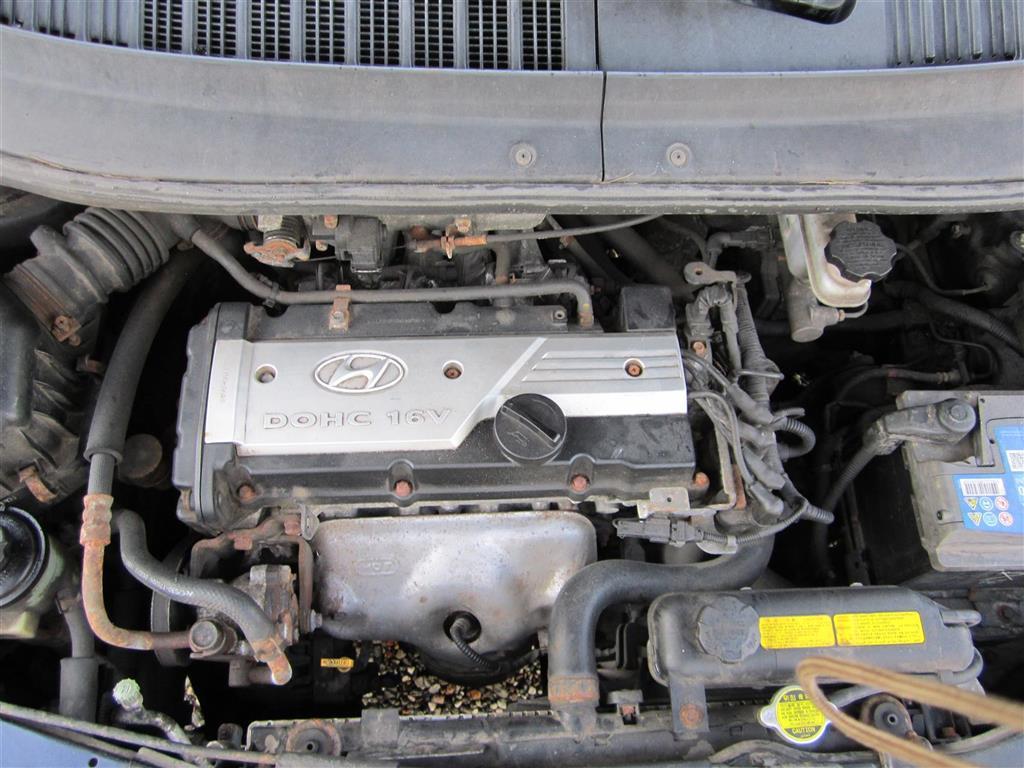 Hyundai Matrix 1,6 GL 103HK