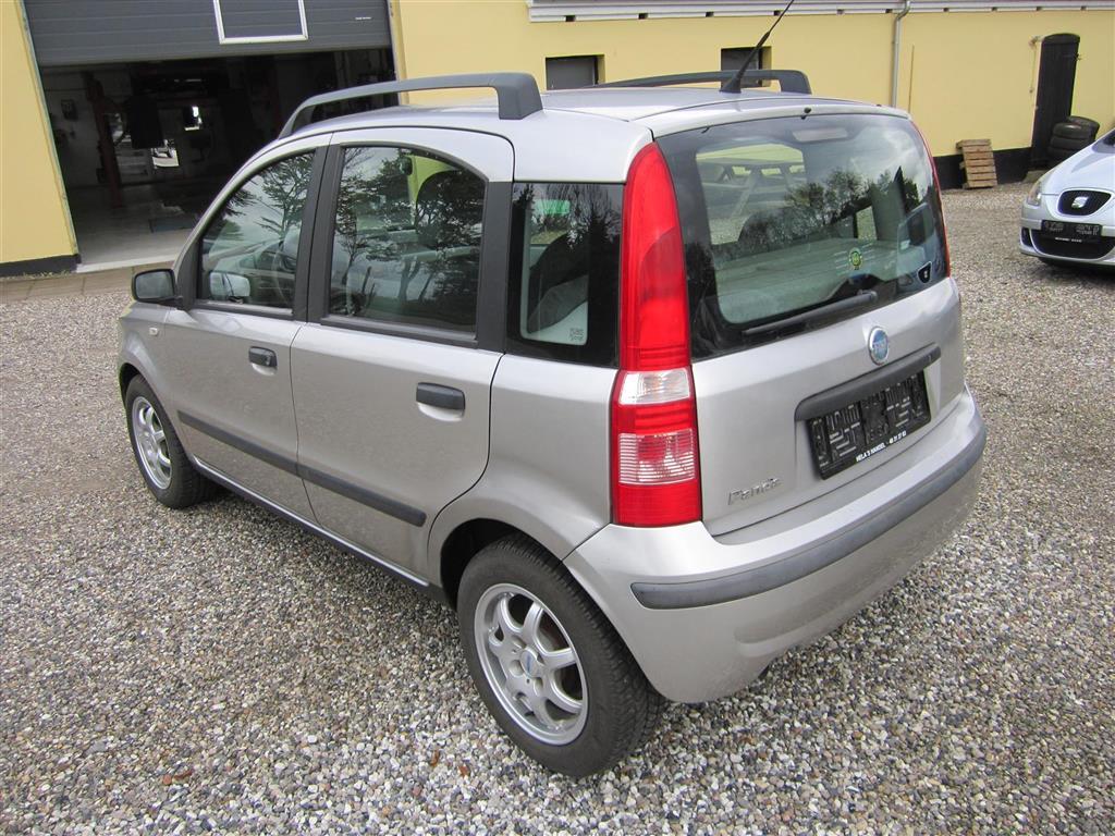 Fiat Panda 1,2 Dynamic X 60HK 5d