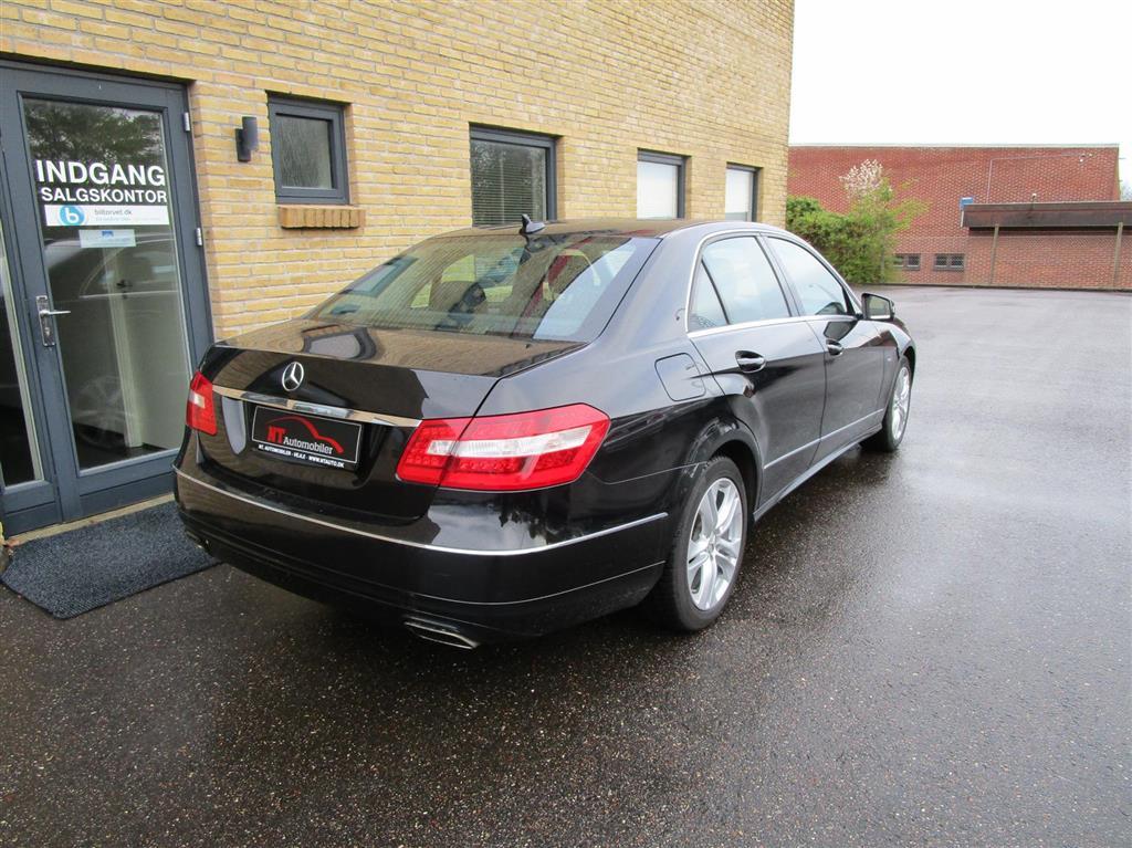 Mercedes-Benz E350 d 3,0 CDI BlueEfficiency 265HK 7g Aut.