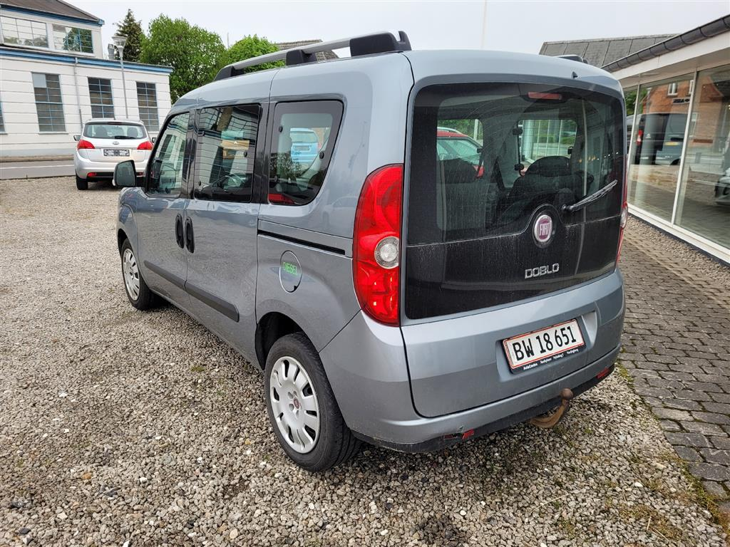 Fiat Doblò 1,6 MJT DPF Family Start & Stop 105HK