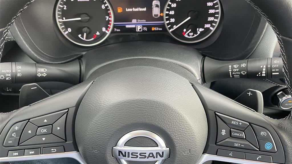 Nissan Juke 1,0 Dig-T Tekna DCT 114HK 5d 7g Aut.