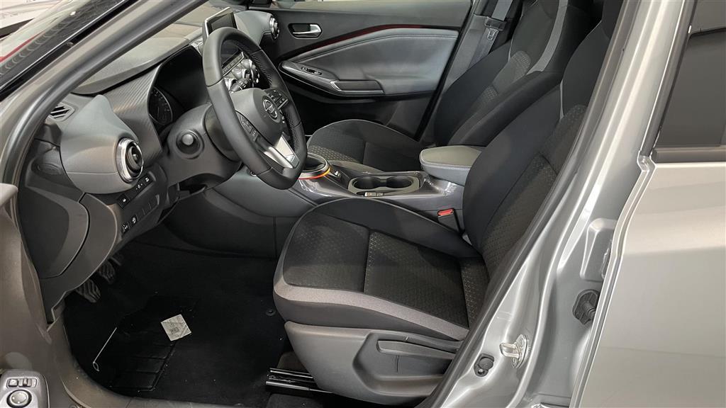 Nissan Juke 1,0 Dig-T N-Connecta 114HK 5d 6g