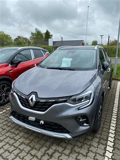 Renault Captur 1,6 E-TECH  Plugin-hybrid Intens 160HK 5d Aut.
