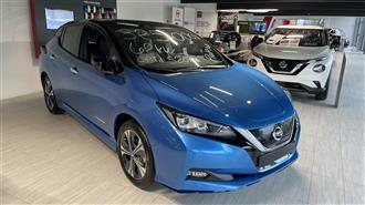 Nissan Leaf EL Tekna 62 kWh 214HK 5d Aut.