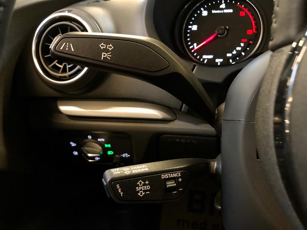 Audi A3 Sportback 2,0 TDI Sport S Tronic 150HK 5d 6g Aut.