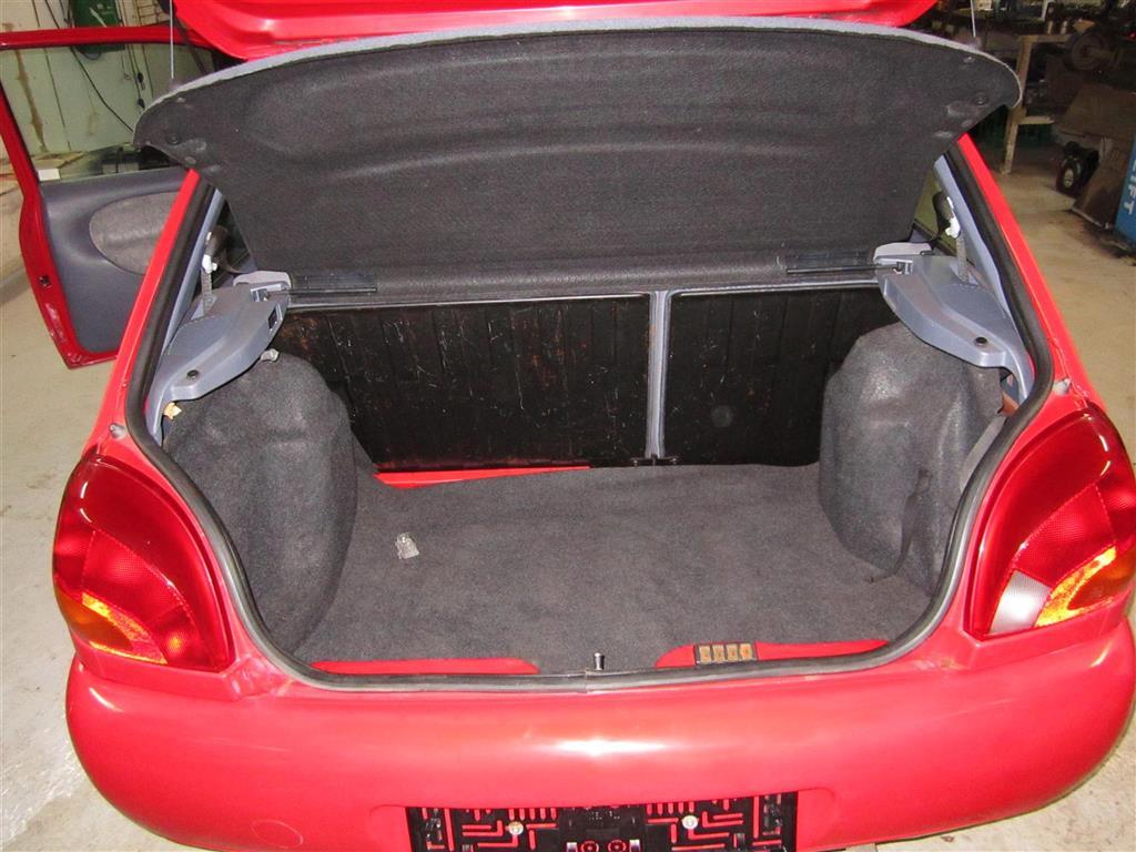 Ford Fiesta 1,25 16V Flair CTX 75HK 3d Trinl. Gear
