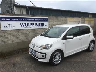 VW up 1,0 MPI BMT Exclusive 60HK 5d