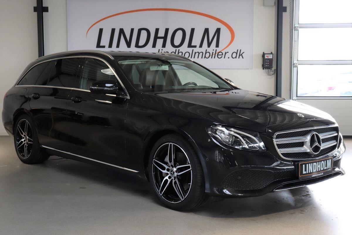 Mercedes-Benz E350 d 2018