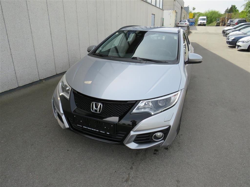 Honda Civic Tourer 1,6 i-DTEC Comfort 120HK Stc 6g