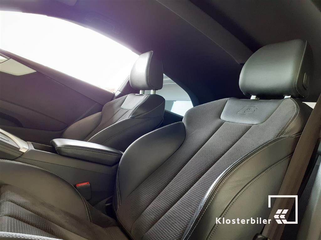 Audi A5 Coupé 2,0 TDI S-Line S-tronic 190HK 2d