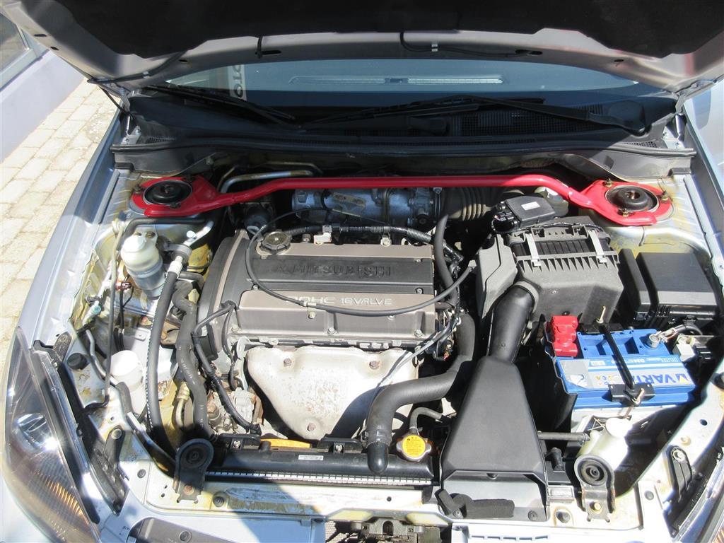 Mitsubishi Lancer 2,0 Intense 135HK Stc