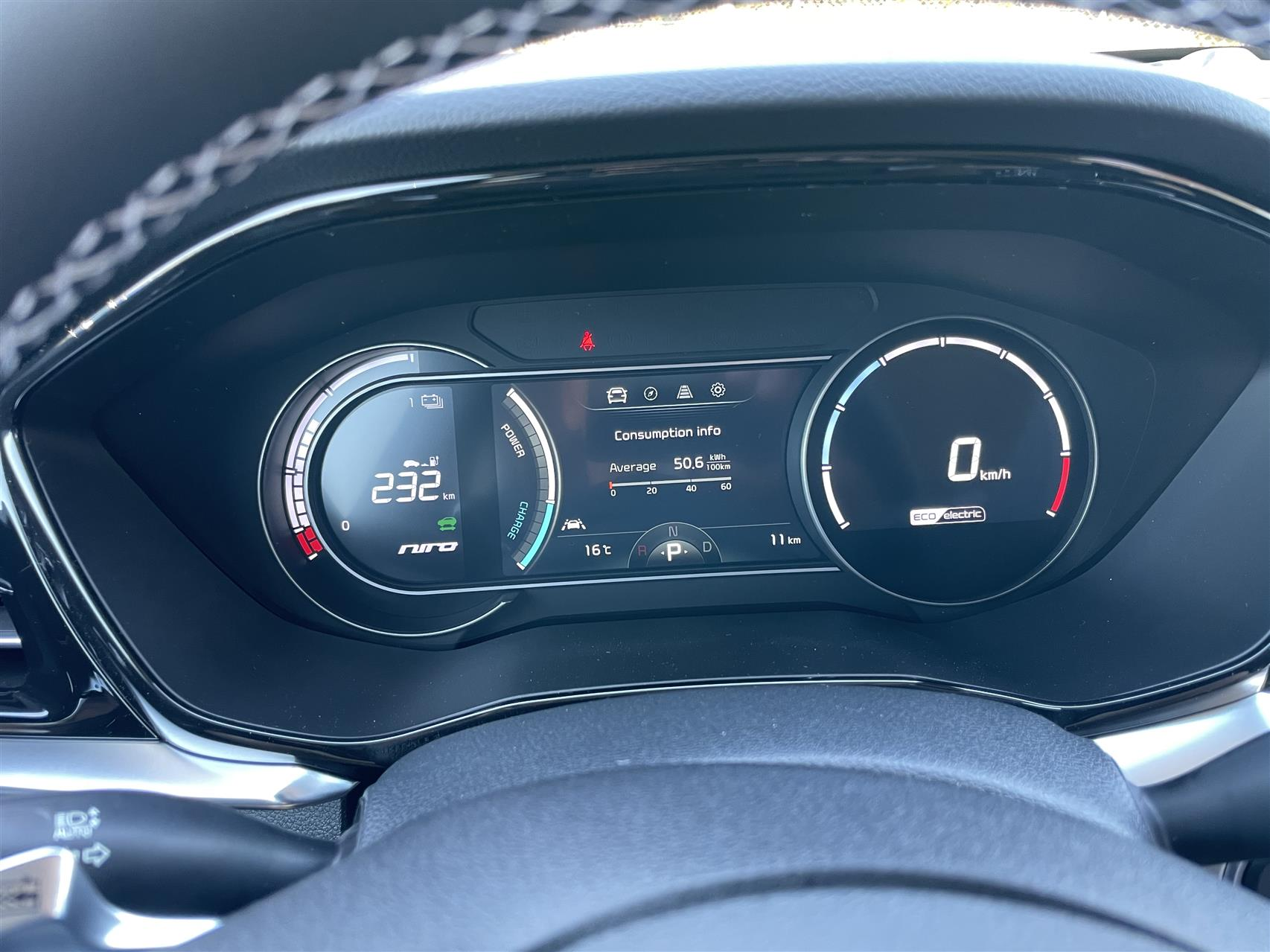 Billede af Kia e-Niro el 64 kWh Advance MY21 204HK 5d