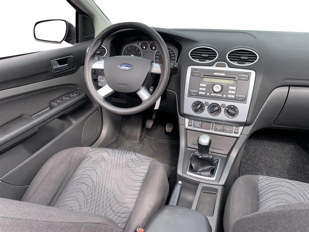 Ford Focus 1,6 Trend 100HK Cabr.
