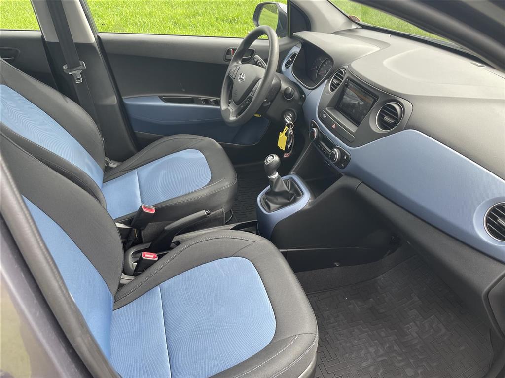 Hyundai i10 1,0 Comfort 66HK 5d