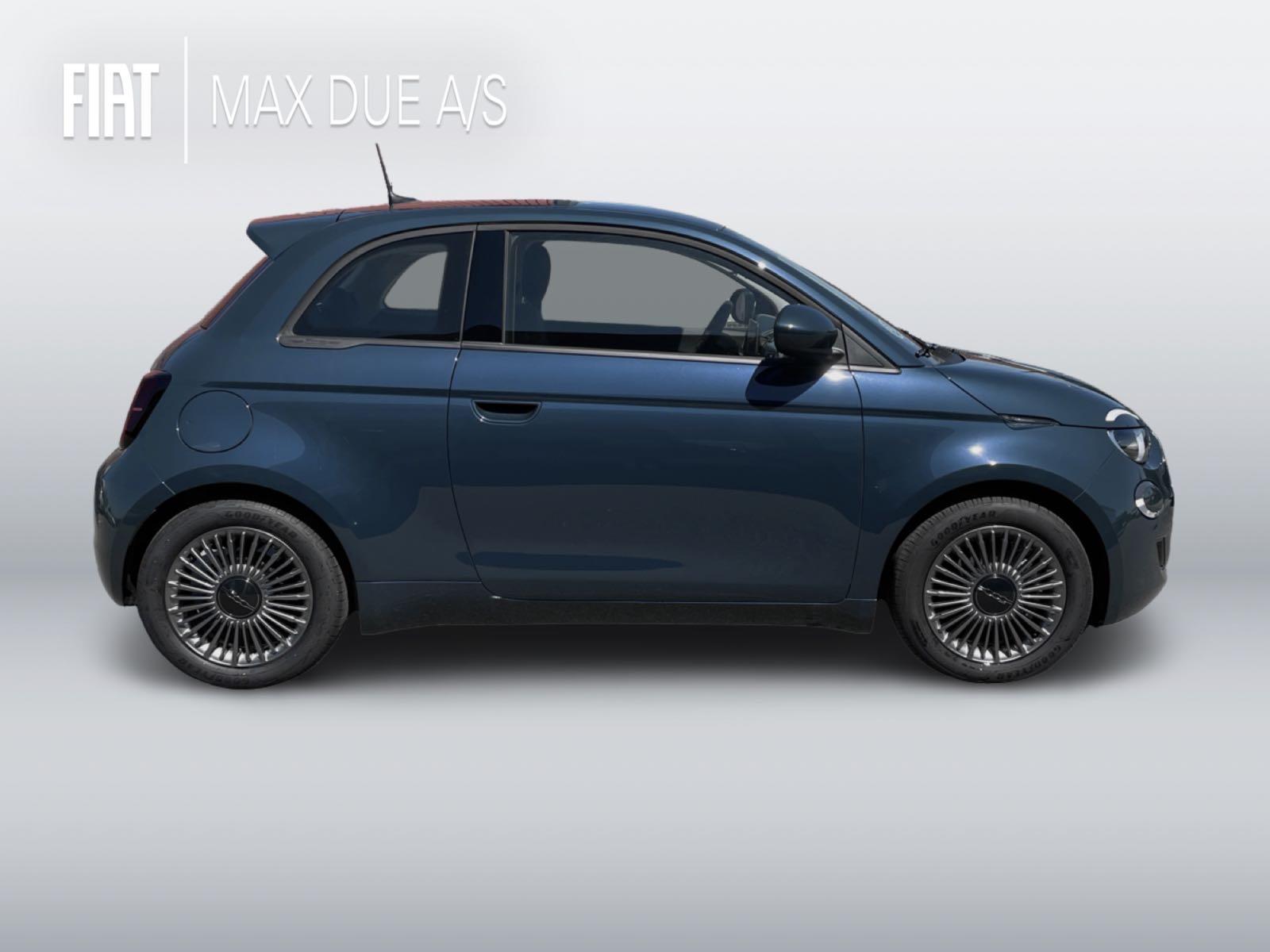 Billede af Fiat 500e EL Icon 118HK 3d Trinl. Gear