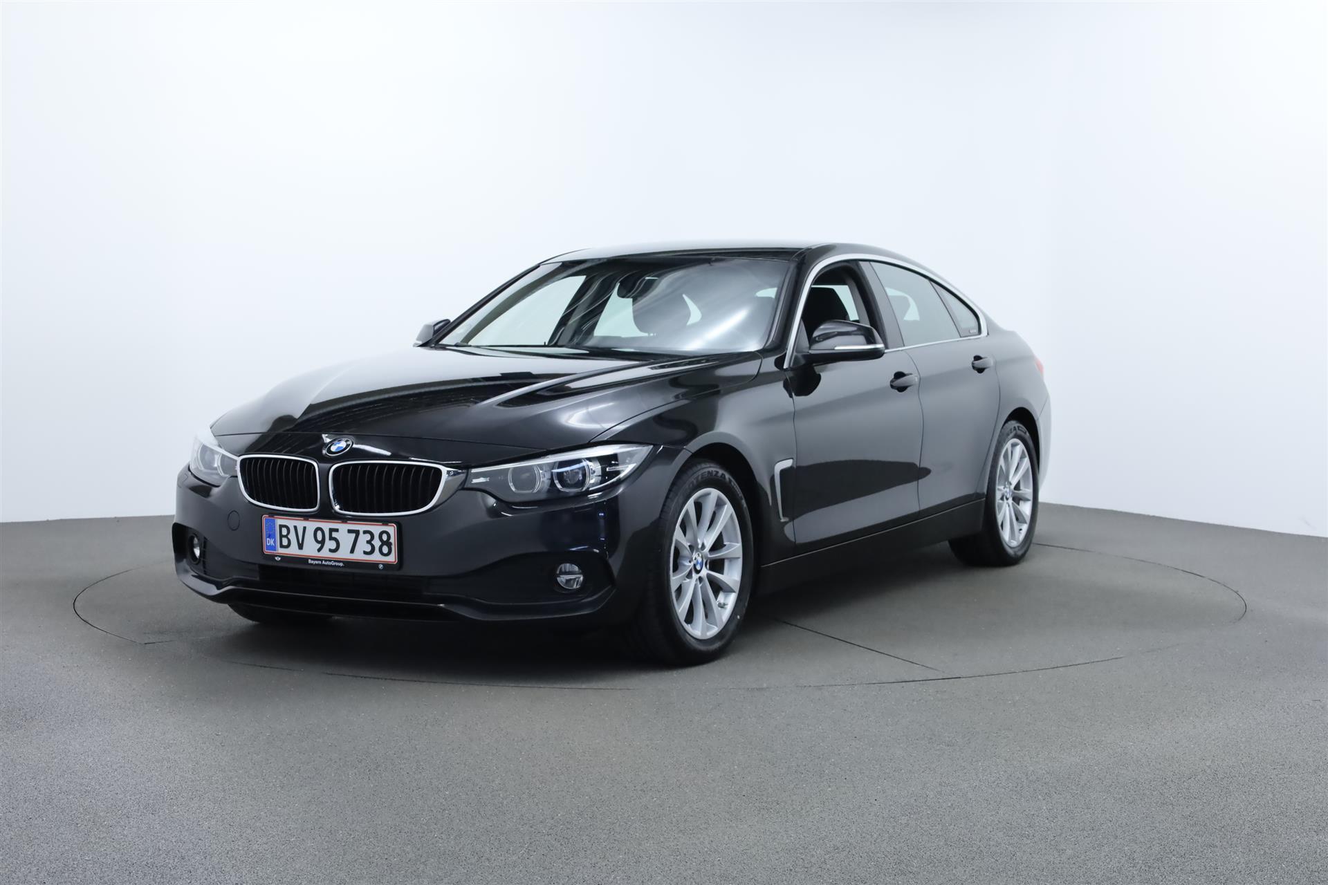 Billede af BMW 420d Gran Coupé 2,0 D Steptronic 190HK 5d 8g Aut.