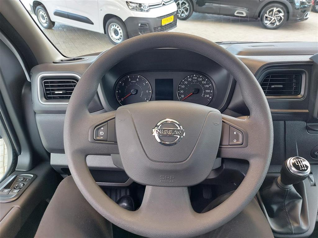 Nissan NV 400 L2H2 2,3 DCi Working Star Start/Stop 150HK Van 6g