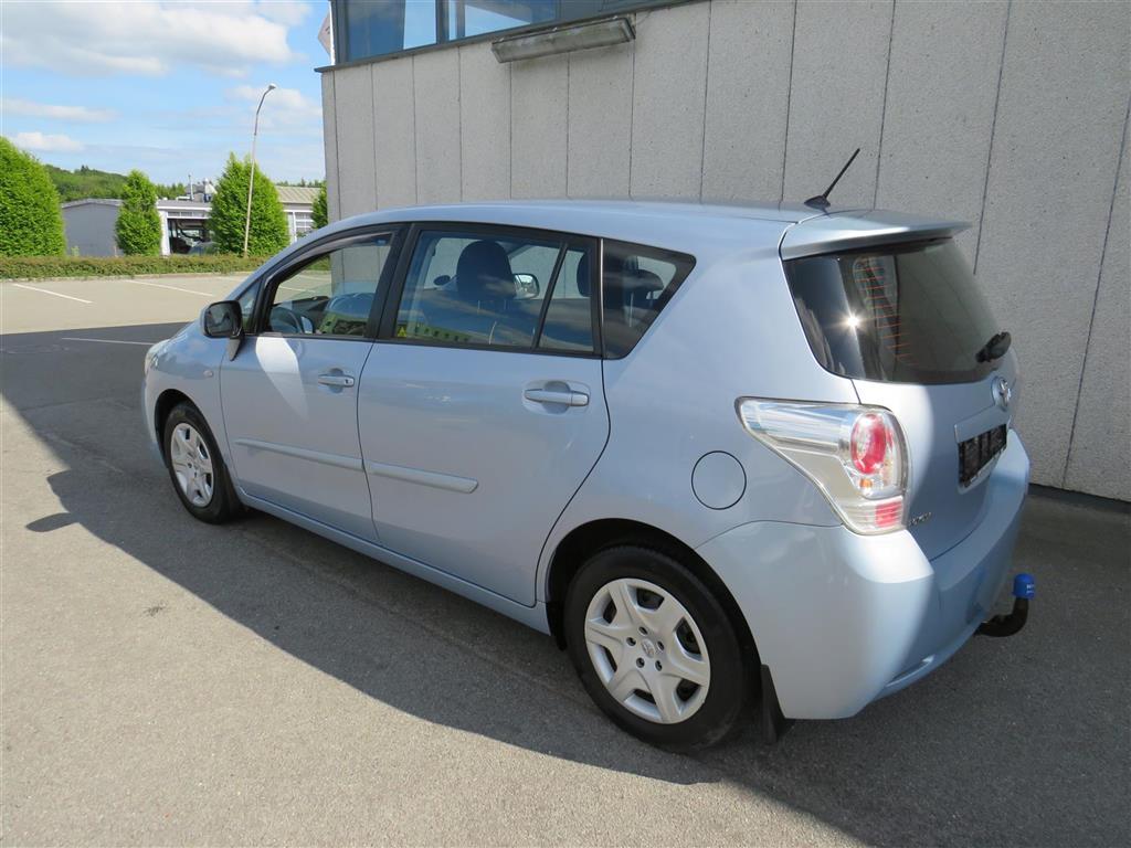 Toyota Verso 5 pers. 1,6 VVT-I T1 132HK 6g
