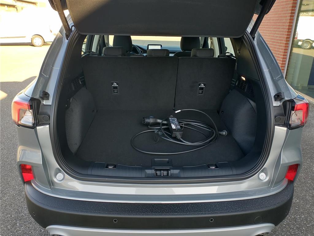 Ford Kuga 2,5 Plugin-hybrid Titanium CVT 225HK 5d Trinl. Gear