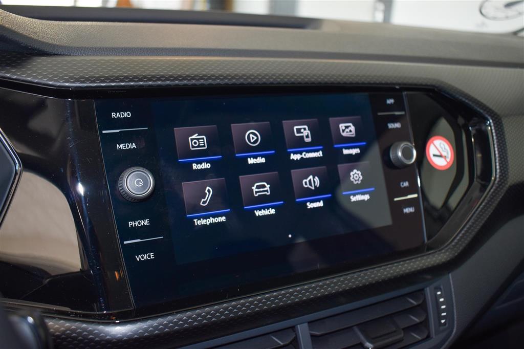 VW T-Cross 1,0 TSI Style DSG 115HK 5d 7g Aut.