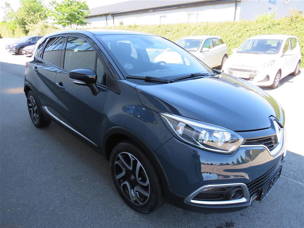 Renault Captur 1,2 TCE Dynamique 120HK 5d 6g